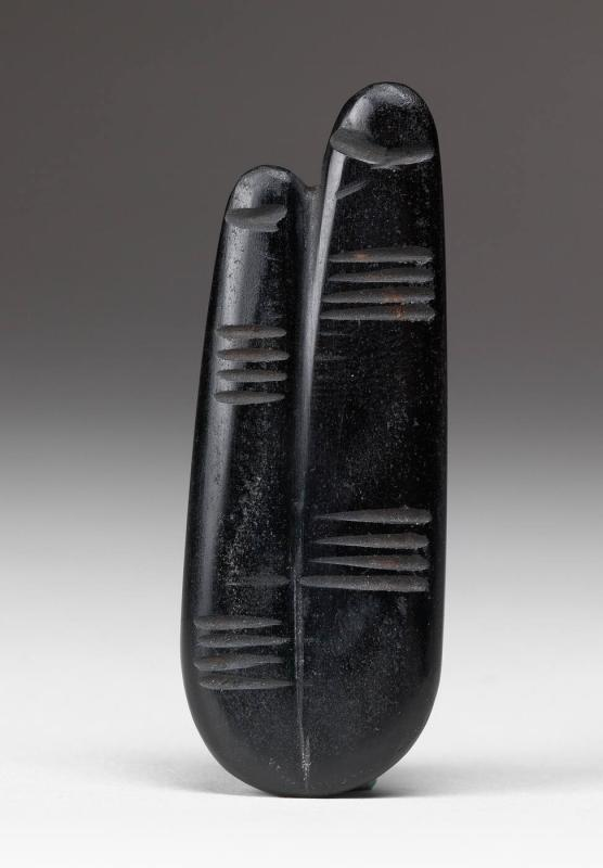 Two fingers amulet