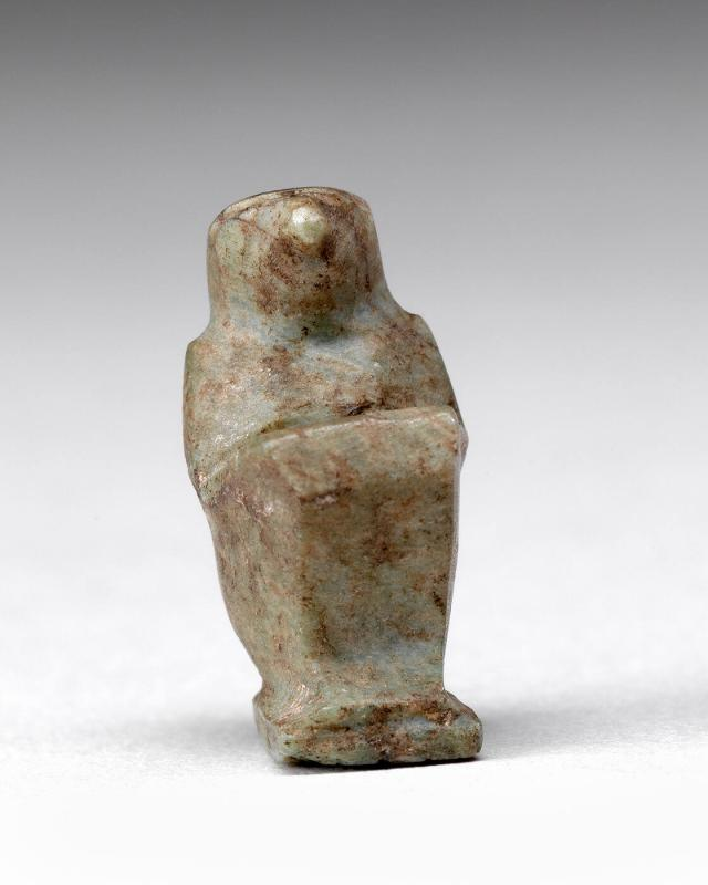 Amulet Figure with Animal Head