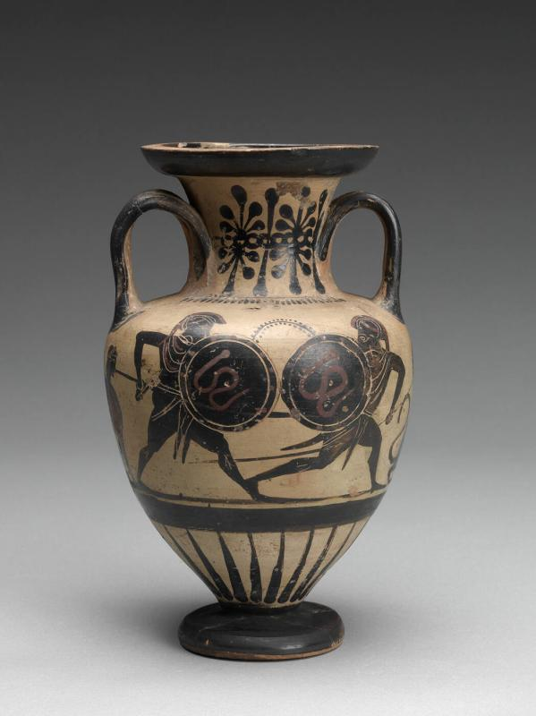 Black Figure Amphora