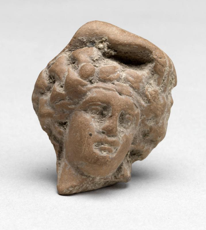 Front of Head of Dionysos