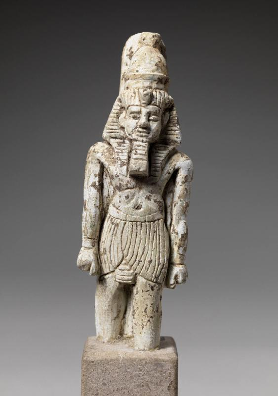 """Egyptian"" statuette of ""Rameses"""