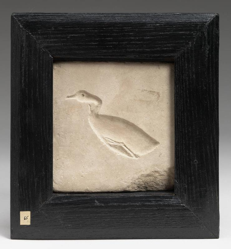 Intaglio Relief of a Bird