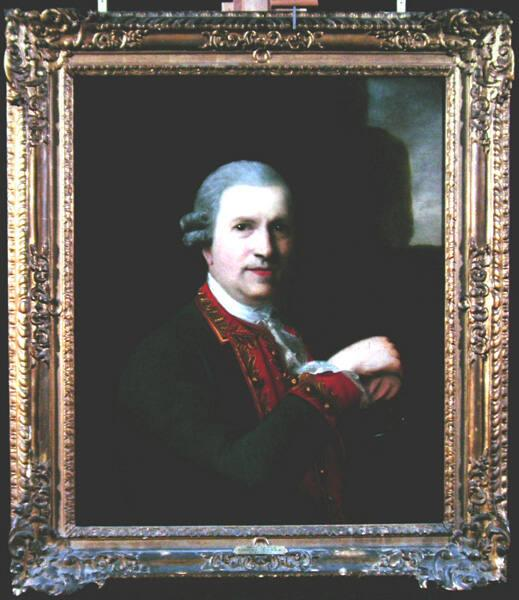Portrait of General Lloyd