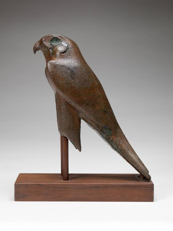 Falcon Coffin