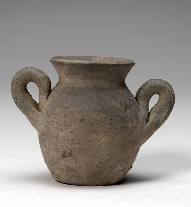 handled pitcher or jar