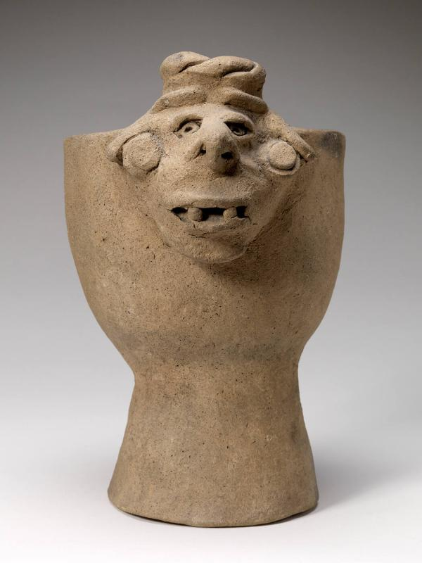 Grotesque incense burner