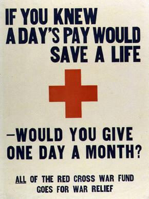 If You Knew a Day's Pay Would Save a Life...