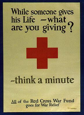 While Someone Gives His Life--What are You Giving?