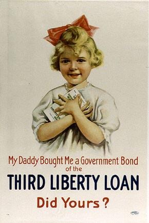 My Daddy Bought Me a Government Bond...