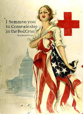 """I Summon You to Comradeship in the Red Cross"""