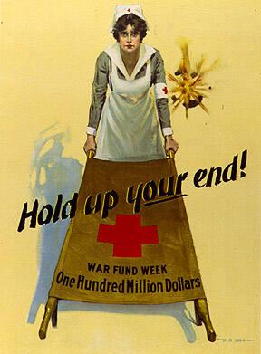 Hold up your end!  WAR FUND WEEK