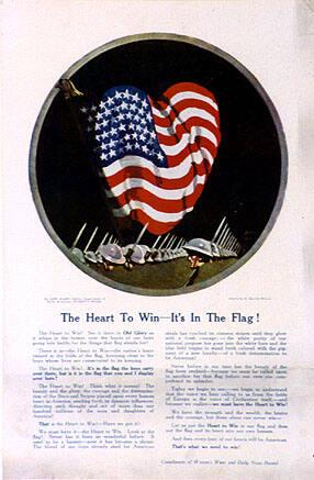 The Heart to Win - It's In The Flag