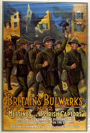 "BRITAIN'S BULWARKS No.2 ""MESSINES and ITS IRISH CAPTORS"""