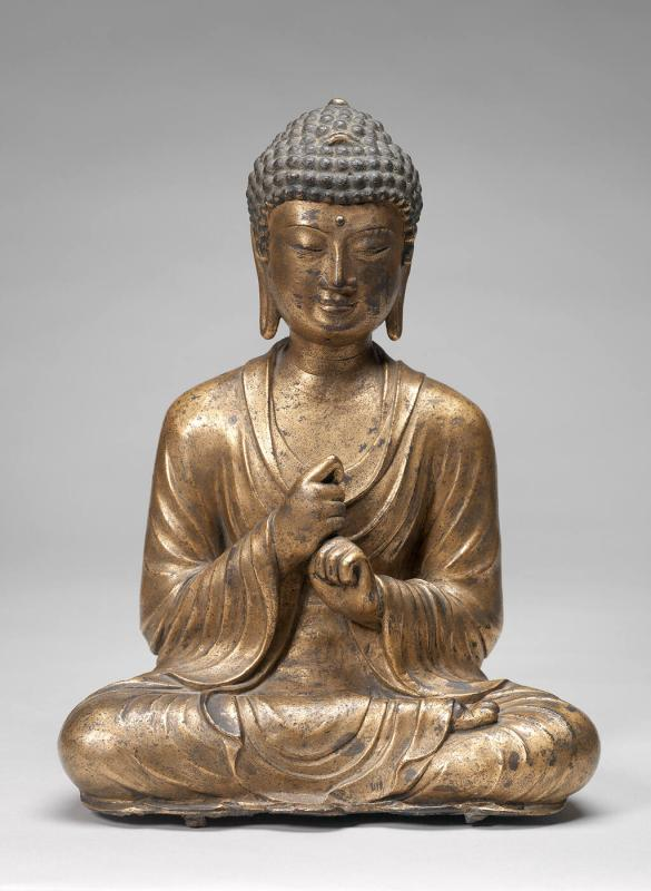 Seated Vairocana