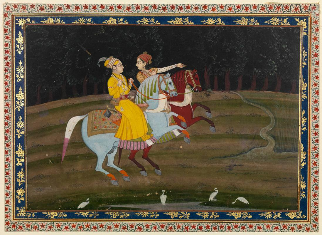 Baz Bahadur and Rupmati