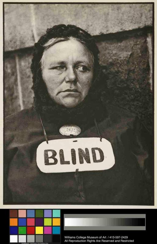 Blind Woman