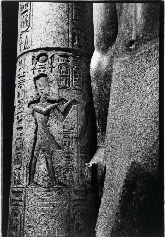 Egyptian column (detail)