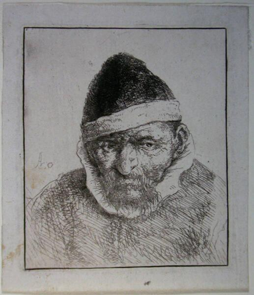 Man with a Fur Cap