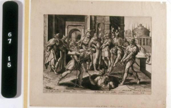 Scene with King and Slave