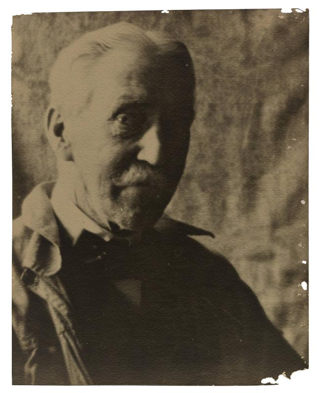 Photograph of  Maurice Prendergast