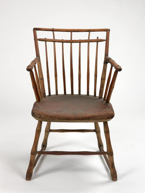 Sheraton Windsor Arm Chair