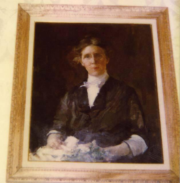 Portrait of Harriet Walton Dunbar