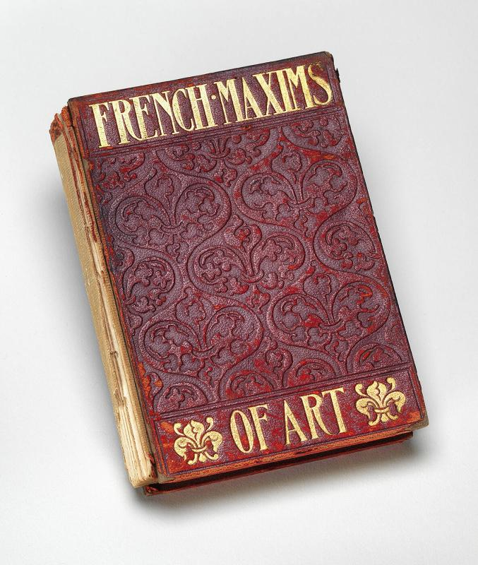French Maxims of Art