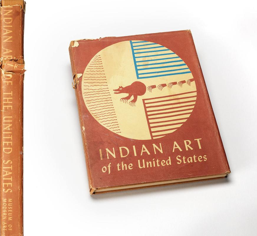 Indian Art of the United States