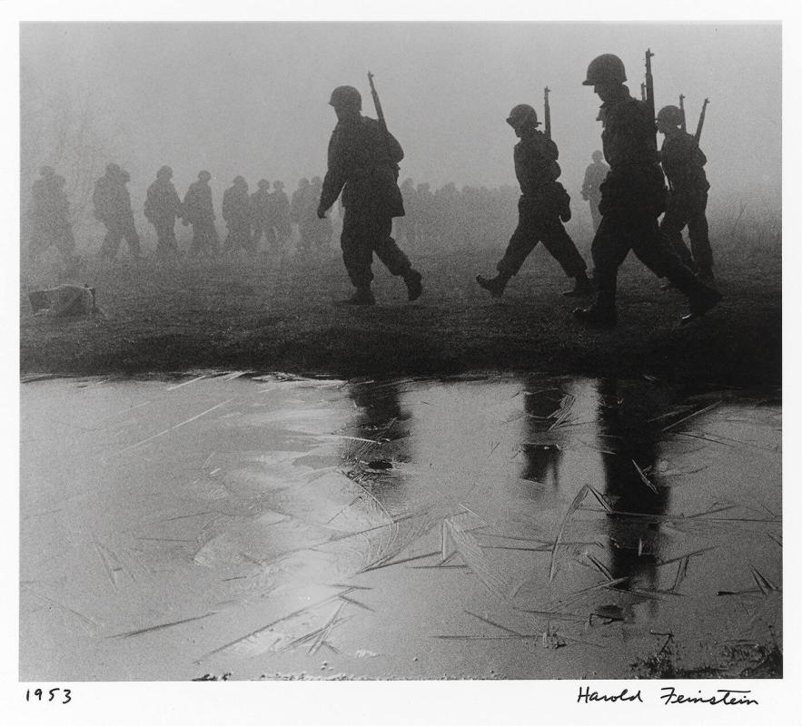 Soldiers with frozen water (from Decades Four)