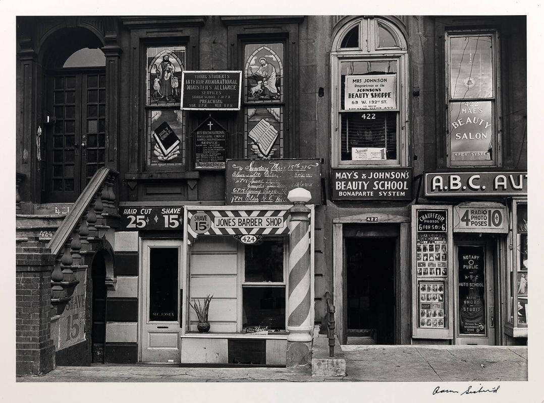 "Facades (from ""Harlem Document"")"