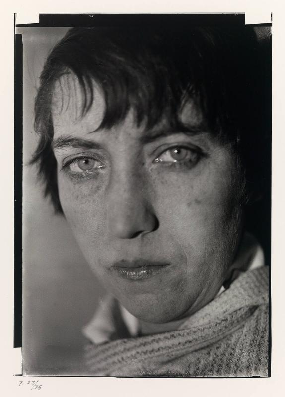 "Berenice Abbott, New York, ca. 1930 (from ""Walker Evans I"")"