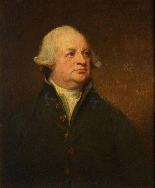 Portrait of Mr. William Lawrence (1722-1798)