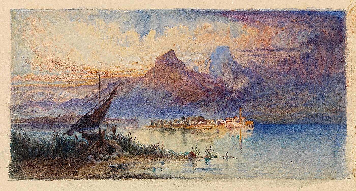 Copy from Turner, directed by Ruskin