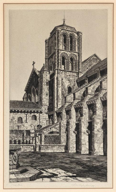 Basilica of the Madeleine, Vézelay