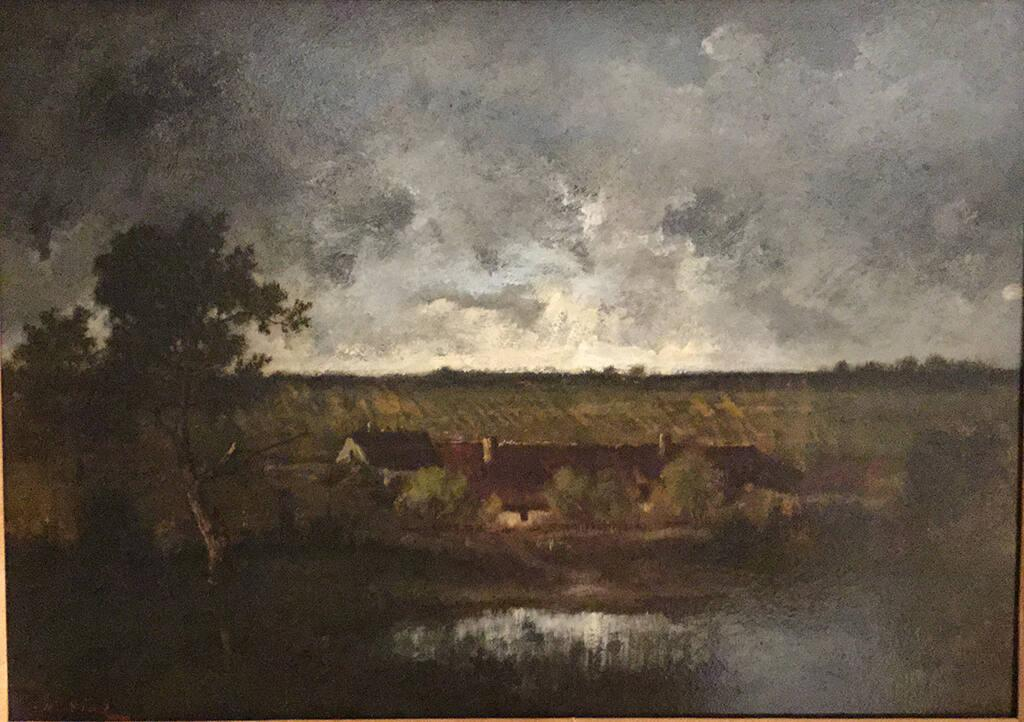 Title unknown: Landscape