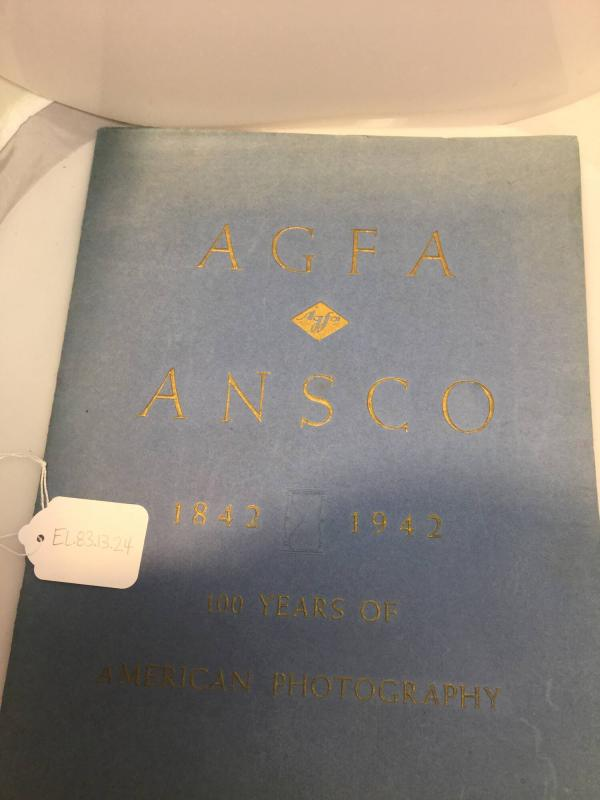 Agfa Ansco 1842-1942: 100 Years of American Photographs
