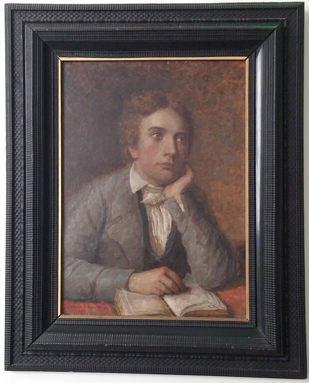 Portrait of Keats