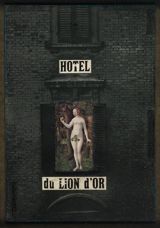 Untitled (Hotel du Lion d'Or)
