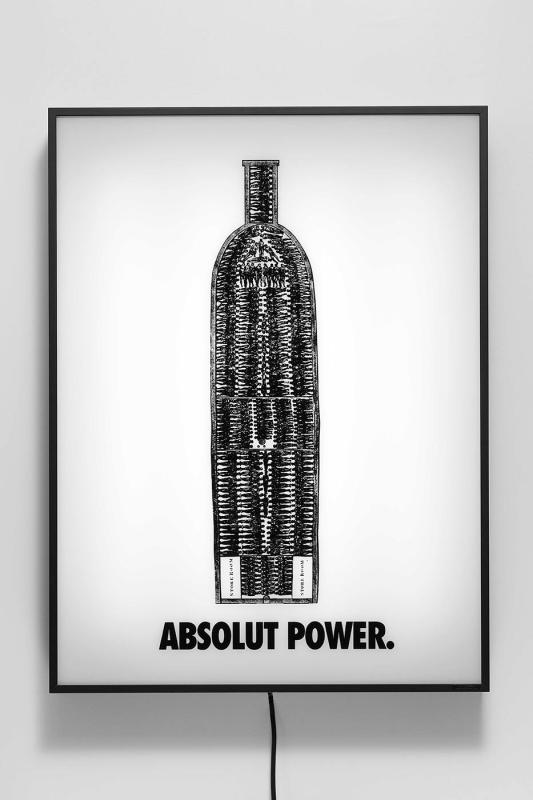 "Absolut Power (from the series ""Branded"")"