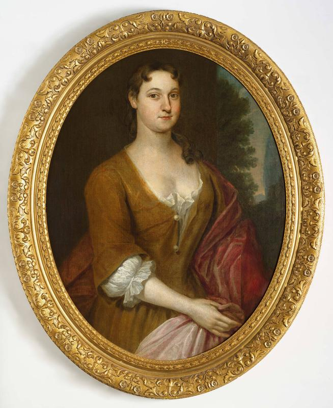 Portrait of Sarah Belcher Lyde (1708-1768)