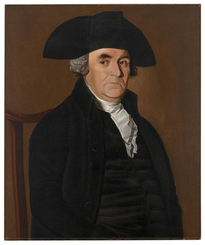 Portrait of Col. Benjamin Simonds (1726-1807)