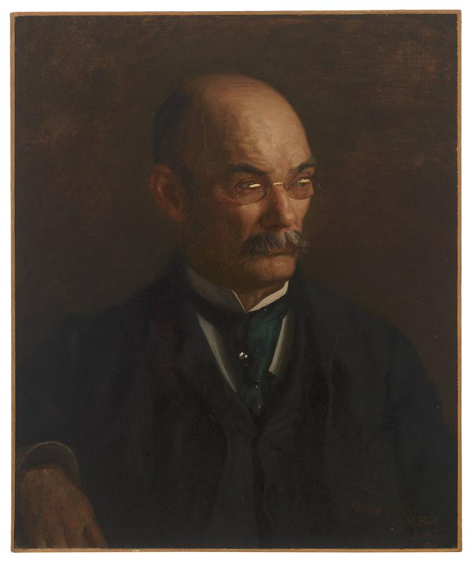 Portrait of John Neil Fort