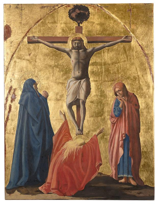 Crucifixion, [Restored]