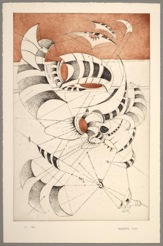 "Untitled (from the ""National Collection of Fine Arts Poster Series"")"