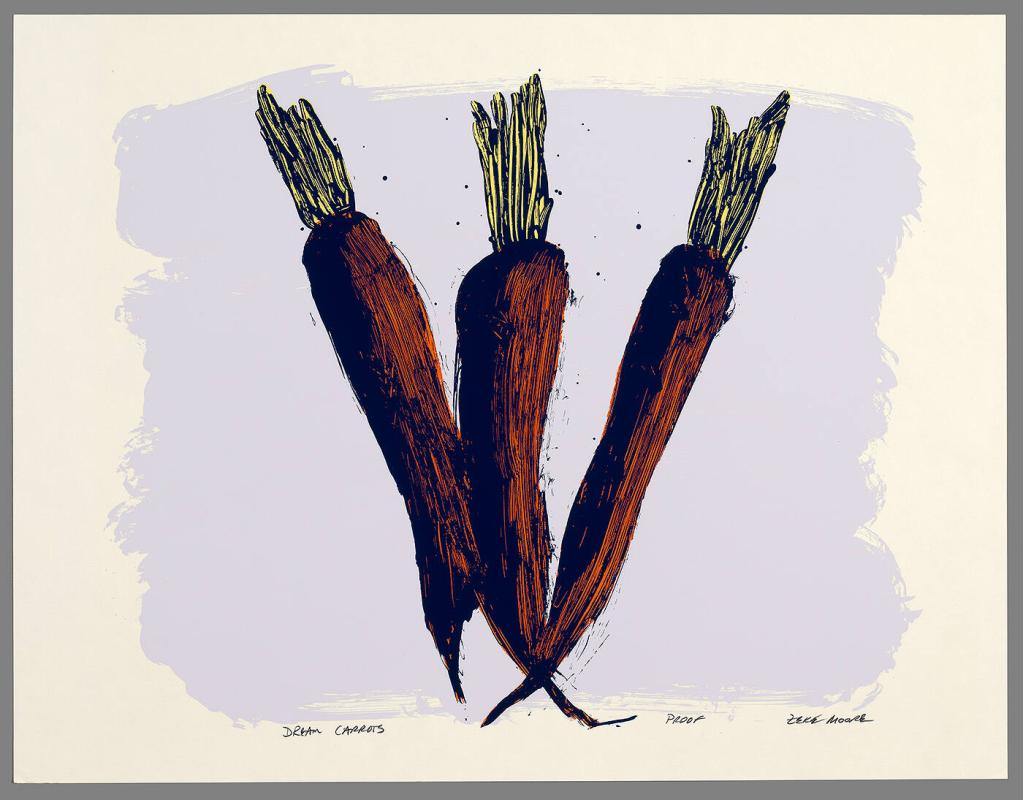 Dream Carrots (from Growing Things)