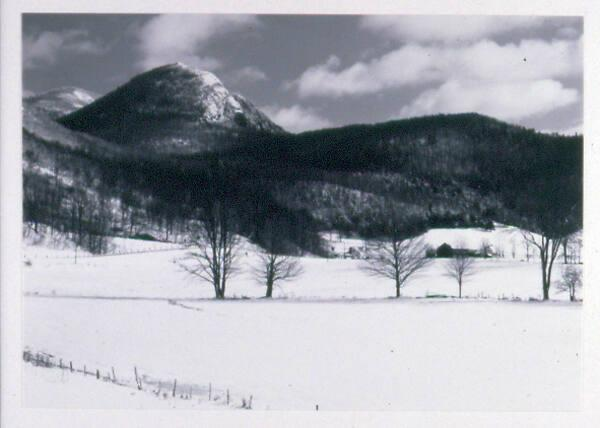 Butternut Bend and Haystack Mountain