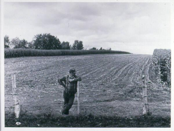 Howard Rogers and half-cut field