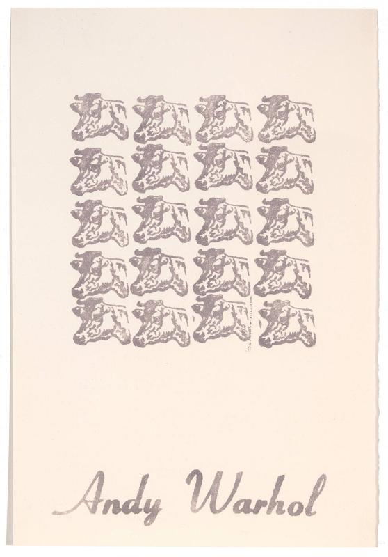 "Purple Cows (from ""Stamped Indelibly"")"