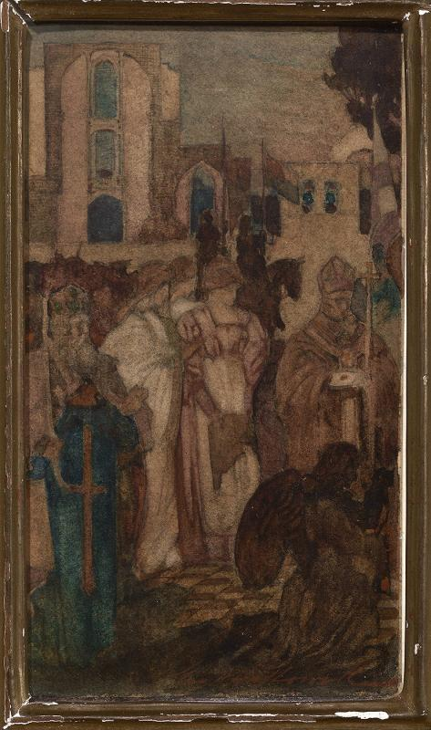 Study for Altarpiece