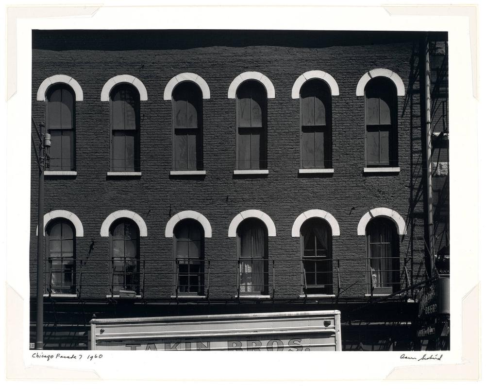 "Chicago Facade 7 (from ""75th Anniversary Portfolio"")"